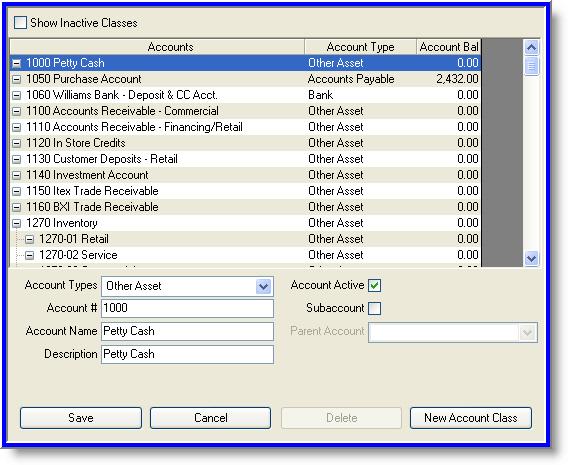 accounts payable ledger